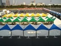 厚木市,原当麻駅の会場設営・撤去の短期アルバイト【WワークOK】の写真