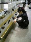 大阪市,本町駅のセール補助・販促スタッフの短期アルバイト【日払い】の写真