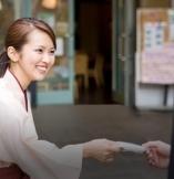 台東区,京成上野駅のチラシ・ティッシュ配布の短期アルバイト【高校生歓迎】の写真