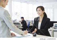 江東区,越中島駅の受付・秘書の短期アルバイト【WワークOK】の写真