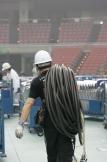 中津川市,美乃坂本駅の会場設営・撤去の短期アルバイト【日払い】の写真