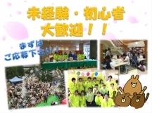 大阪市,大阪城公園駅のイベント運営スタッフの短期アルバイト【主婦・主夫歓迎】の写真