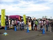 府中市,府中競馬正門前駅のイベント運営スタッフの短期アルバイト【WワークOK】の写真
