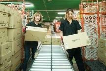 多治見市,多治見駅の倉庫内軽作業職の短期アルバイト【日払い】の写真