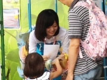昭島市,昭島駅の受付スタッフの短期アルバイト【WワークOK】の写真
