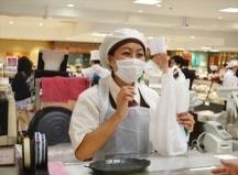 台東区,上野駅のスーパー・百貨店販売の短期アルバイト【日払い】の写真