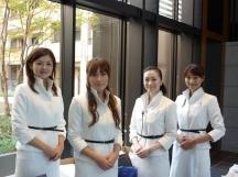 港区,新橋駅の受付スタッフの短期アルバイト【WワークOK】の写真