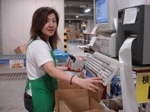 越谷市,越谷レイクタウン駅の倉庫内軽作業職の短期アルバイト【日払い】の写真