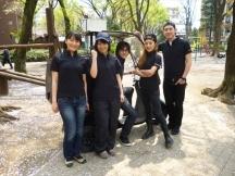 世田谷区,八幡山駅のフードデリバリースタッフの短期アルバイト【WワークOK】の写真