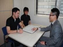 横浜市のフードデリバリースタッフの短期アルバイト【WワークOK】の写真