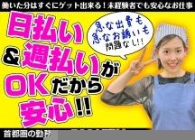 日野市,豊田駅のデモンストレーター(家電以外)の短期アルバイト【日払い】の写真