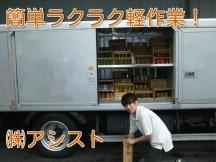西東京市,田無駅のデリバリー・配送補助の短期アルバイト【日払い】の写真