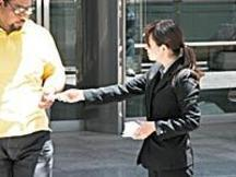 藤沢市のフリーペーパー配布の短期アルバイト【WワークOK】の写真