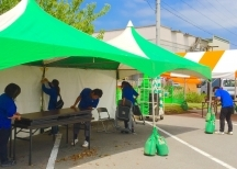 春日井市の会場設営・撤去の短期アルバイト【日払い】の写真