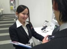 名古屋市,ナゴヤドーム前矢田駅の携帯・スマホ販売スタッフの短期アルバイト【WワークOK】の写真