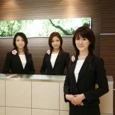 府中市,府中(東京都)駅の受付・秘書の短期アルバイト【WワークOK】の写真