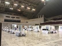 平塚市,平塚駅の会場設営・撤去の短期アルバイト【高校生歓迎】の写真