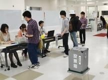 熊谷市,熊谷駅の調査員スタッフの短期アルバイト【WワークOK】の写真