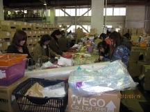 大阪市,難波駅の発送・仕分け・梱包の短期アルバイト【高校生歓迎】の写真