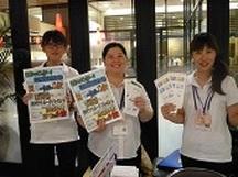 名古屋市,伏見(愛知県)駅のカード販促スタッフの短期アルバイト【WワークOK】の写真