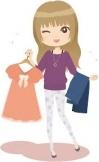 横浜市,横浜駅のレディースファッション販売の短期アルバイト【日払い】の写真