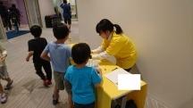 横浜市,鴨居駅のイベント運営スタッフの短期アルバイト【WワークOK】の写真