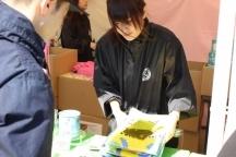大阪市,大阪城公園駅のイベントグッズ販売の短期アルバイト【日払い】の写真