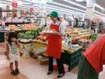 幸田町,幸田駅の試飲・試食販売の短期アルバイト【WワークOK】の写真