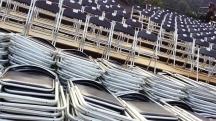 大阪市,長居(地下鉄)駅の会場設営・撤去の短期アルバイト【WワークOK】の写真