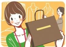 新宿区のセール補助・販促スタッフの短期アルバイト【WワークOK】の写真