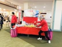 名古屋市,名古屋駅のイベント運営スタッフの短期アルバイト【WワークOK】の写真