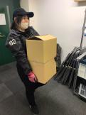 名古屋市,名古屋駅の会場設営・撤去の短期アルバイト【WワークOK】の写真