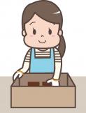 草加市,草加駅の発送・仕分け・梱包の短期アルバイト【日払い】の写真